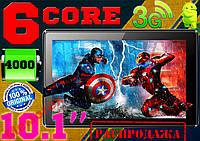6 ядер, 10.1 дюйма! Игровой планшет GOCLEVER A1021
