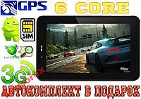 Планшет телефон GoClever! 3G, GPS + автокоплект!
