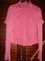 Женская розовая рубашка BGN M-L