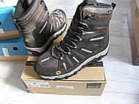 Обувь мужская зимняя Jack Wolfskin серые