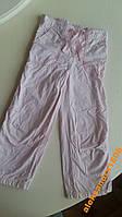 Штаны брюки розовые утепленные Next  3-4 года, 104