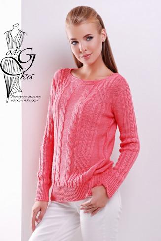 Подобые товары-2 Женского свитера из шерсти и акрила Адель-5