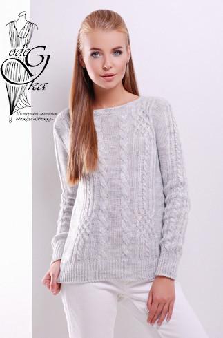 Подобные товары-4 Женского свитера из шерсти и акрила Адель-5