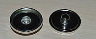 Заготовка  кнопка крышечка для творчества 18 мм