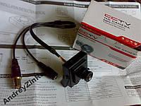 Мини HD цифровая ВИДЕО камера 700твл - линза 2,8мм