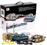 Танковый бой на радиоуправлении 1:24 558 (HQ-558)