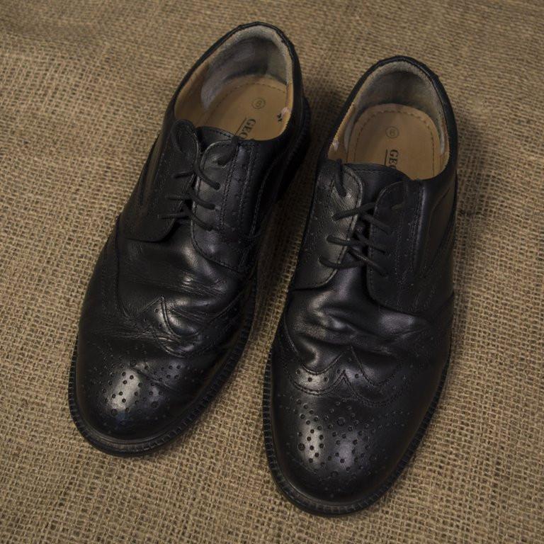 Туфли мужские GEORGE OLIVER