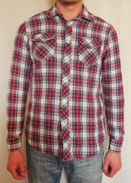 Рубашка мужская двухсторонняя ENERGIE