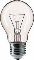 Лампа PHILIPS A55 100Вт Е27 прозрачная обычная