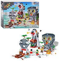 """Конструктор 8708 """"Замок пирата"""""""