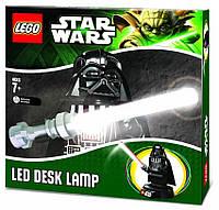 """Лего настільна лампа """"Зоряні війни -Дарт Вайдер"""" з батарейкою"""
