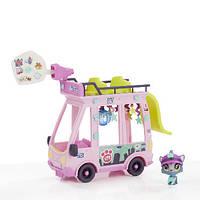 """Набір іграшковий """"Автобус"""" , серія LPS- Маленький зоомагазин"""""""