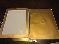 Наклейка для iPad золото защитная SlickWraps