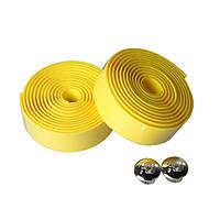 Обмотка руля велосипеда KIVI, цвет желтый