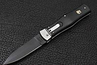Нож автоматический Mikov Predator 241-NH-1/N Teflon пластик клипса