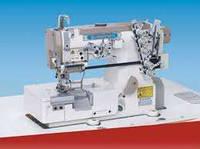 Плоскошовная швейная машина с устройством для притачивания резинки Shunfa SF562-05СB