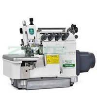 Четырехниточная краеобметочная швейная машина оверлок с верхним продвижением ткани ZOJE ZJ952 Т-13Н BD
