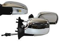 Шикарные хромированные зеркала+пов для ВАЗ-2109!!!