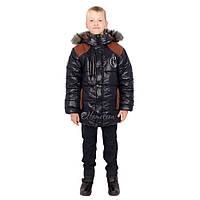 Зимняя курточка для мальчиков Питбуль Л
