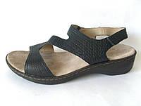 Мега комфортные босоножки Footglove 39-40р широкая
