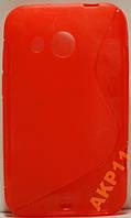 Силиконовый чехол S-line для HTC Desire 200