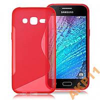 Силиконовый чехол Samsung Galaxy Core Prime G360