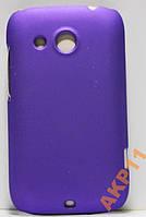 Пластиковый чехол матовый для HTC Desire C