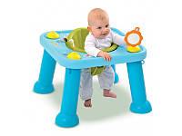 Развивающий игровой столик трансформер Cotoons Smoby 211310N