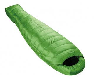 Пуховый спальный мешок 200/-1°С Vaude Rotstein 4052285297220 Зеленый
