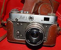 Фотоаппарат ФЕД 3 USSR №6712892