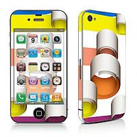Виниловая пленка для Iphone 4 4s, D7