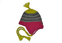 Детская зимняя шапка для девочки Deux par Deux