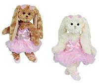 Мягкие игрушки кролики балерины Bukowski Celine & Lisa, 25 cm