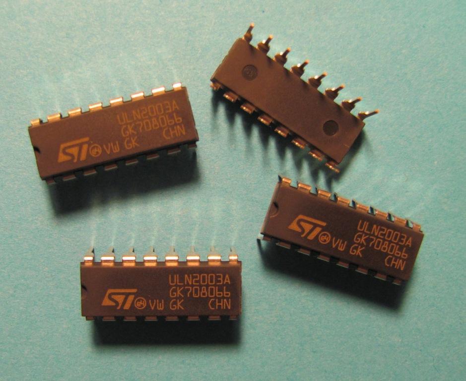 Мікросхема ULN2003AN - 4 шт.