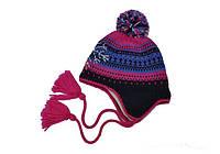 Яркая детская зимняя шапка Deux par Deux