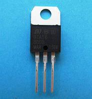 Симістор BTA16-800B 16A 800V - 4шт.в лоті