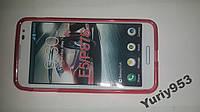 Силиконовый чехол LG Optimus F5 P875 Красный