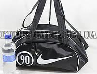 Черно-белая модная сумка NIKE для спорта