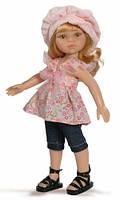 Кукла Paola Reina Даша в берете 32 см 04560