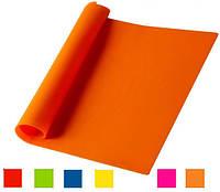 ЛУЧШАЯ ЦЕНА! Антипригарный коврик 58 х 47 см., силиконовый коврик для выпечки, раскатки теста, антипригарный коврик, антипригарный коврик для выпечки,