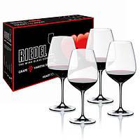 Набор бокалов для красного вина Cabernet Sauvignon Riedel 4 шт 0,8 л 5409/0