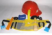 Набор детских инструментов пояс строителя Орион (317)