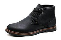 Ботинки зимние Trike, мужские, на меху, натуральная кожа, черные, р. 40 42 43 45, фото 1
