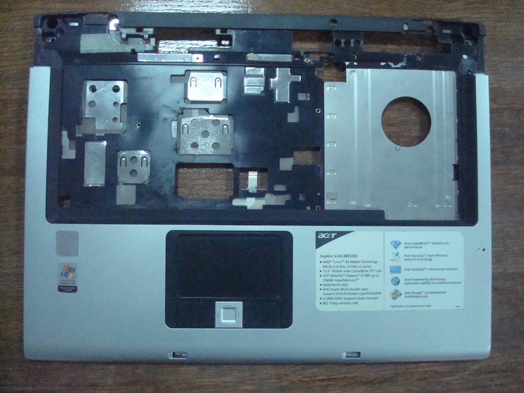 Верхняя часть корпуса ноутбука Acer 5101