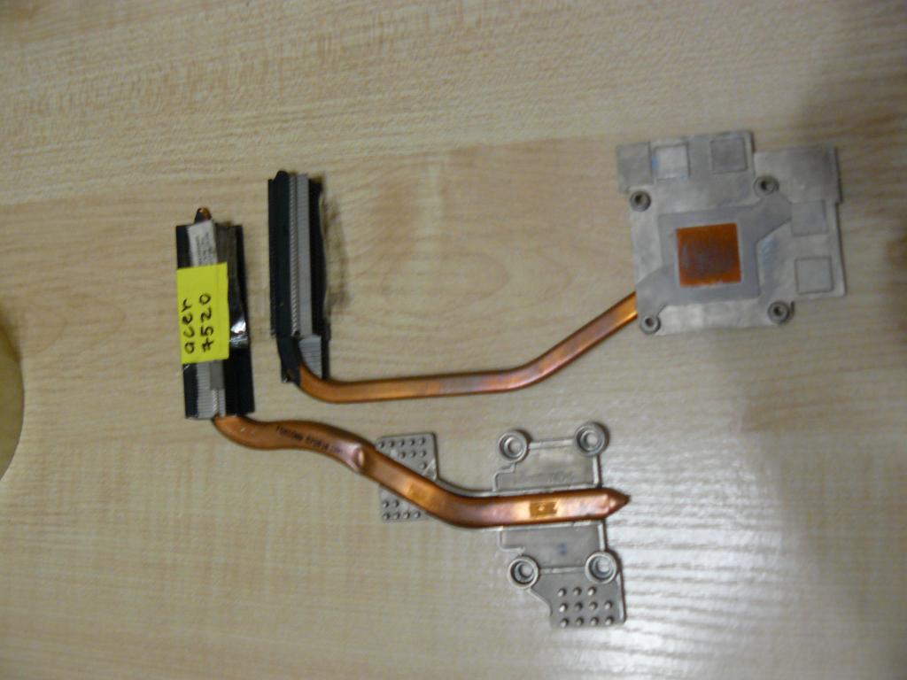 Система охлаждения acer 7520