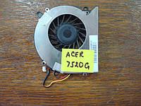 Система охлаждения ноутбука acer 7520g