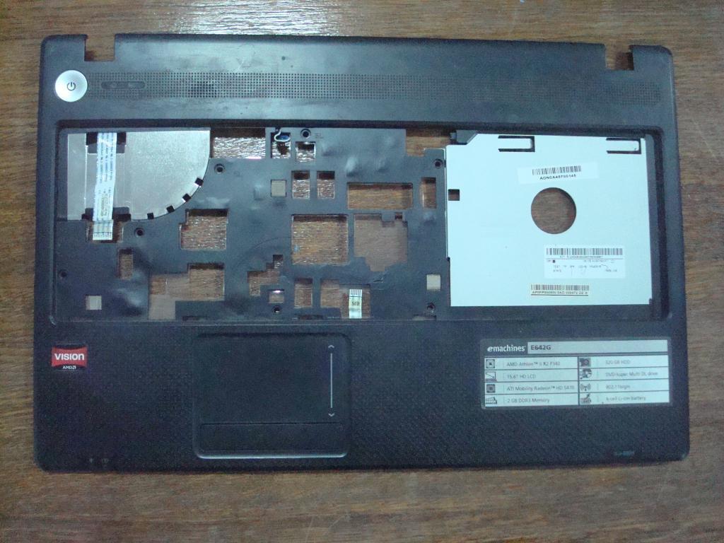 Верхняя часть корпуса ноутбука  Emachines E642