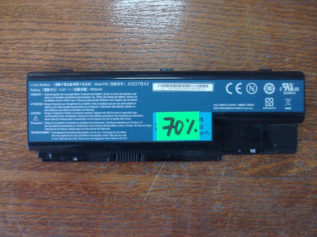 Аккумуляторная батарея AS07B42