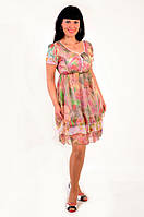 Платье , интернет магазин женской одежды, шифоновое , пл 008-7