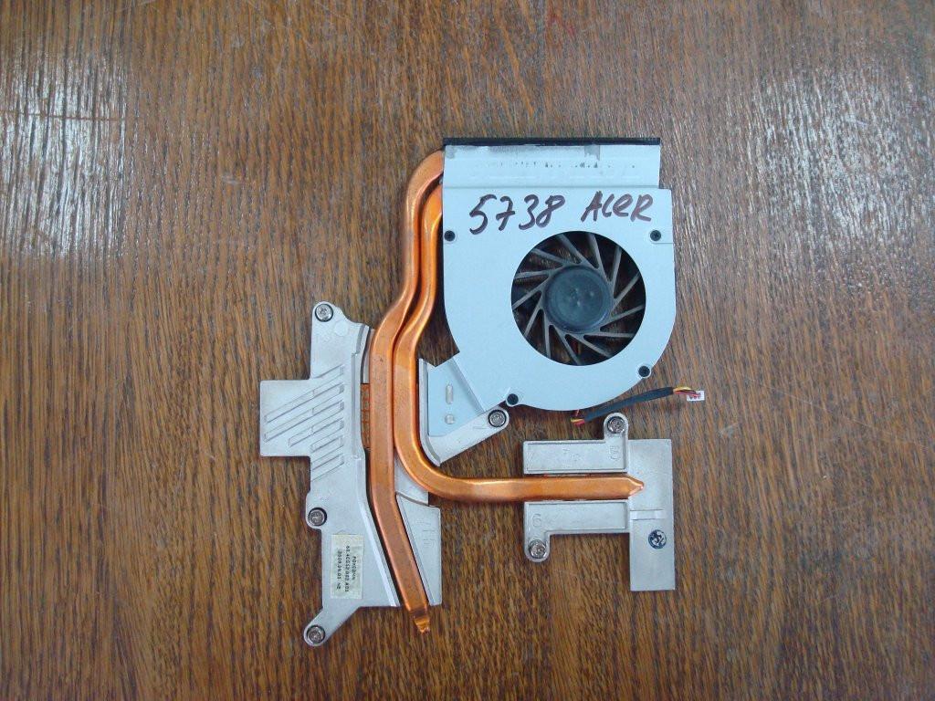 Система охлаждения ноутбука acer 5738